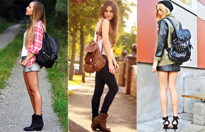 Confira aqui, 05 vantagens da mochila feminina!