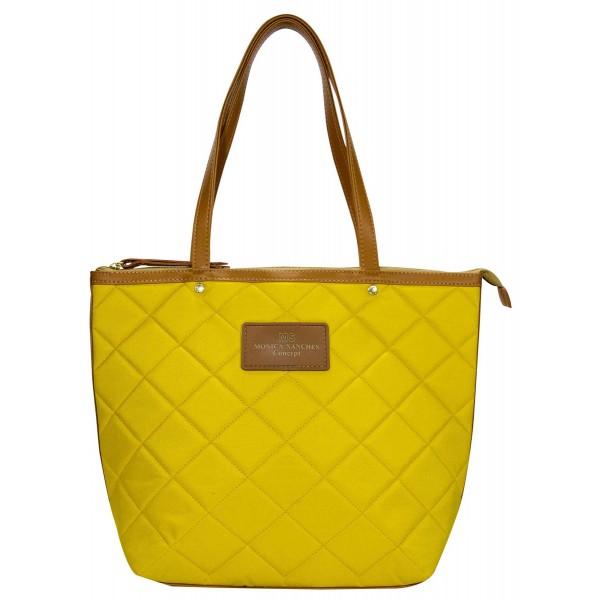 bolsa-feminina-nylon-amarelo